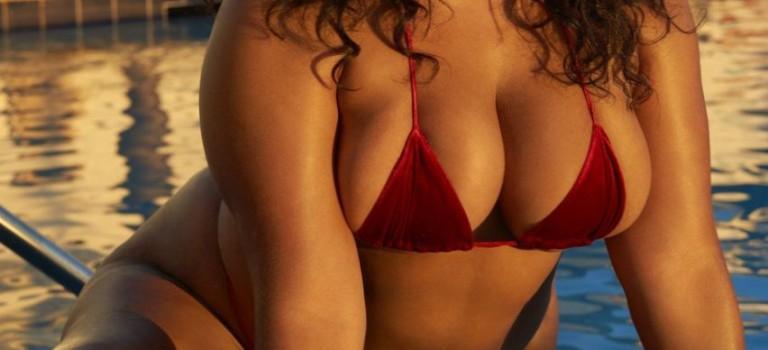 Tabria Majors in Bikini (11 Photos)