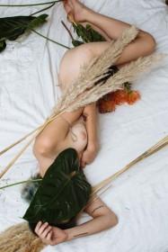 Carly Foulkes Naked Photoshoot