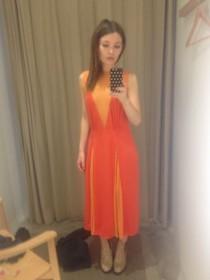 Emily Browning Leaked Selfie