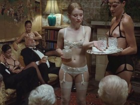 Emily Browning Nipples
