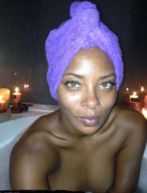 Eva Marcille naked leak pic