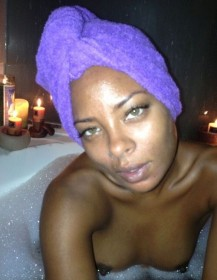 Eva Marcille nipples photo