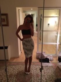 Hot Hannah Davis Leaked