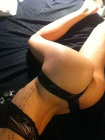 Jordan Hinson leaked booty photo