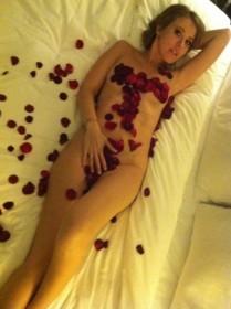 Ksenia Sobchak Leaked Photo Naked