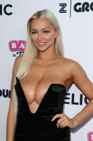 Lindsey Pelas Tits Photo