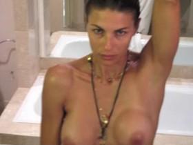 Martina Colombari Naked Leaked