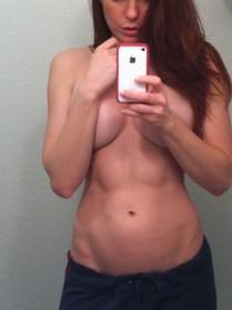 Megan Strand Topless Pic
