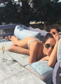 Meghan Markle Topless Leaked Photo