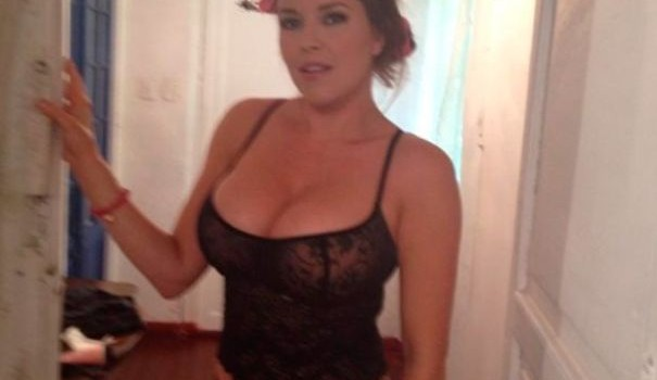 Alicia Machado Leaked (3 Photos)