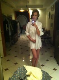 Sexy Ksenia Sobchak Leaked Photo