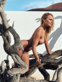 Sexy Mareike Spaleck Naked