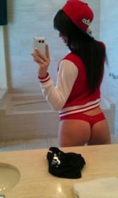 Sofia Kasuli Sexy Ass
