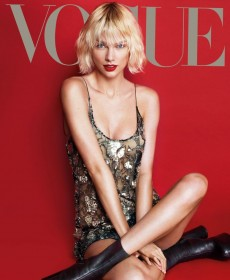Taylor Swift Sexy Vogue