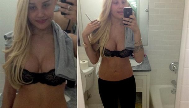 Amanda Bynes Naked Leaked (8 Photos)