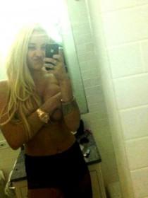 Amanda Bynes Selfie Leaked