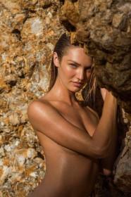 Candice Swanepoel Naked Photoshoot