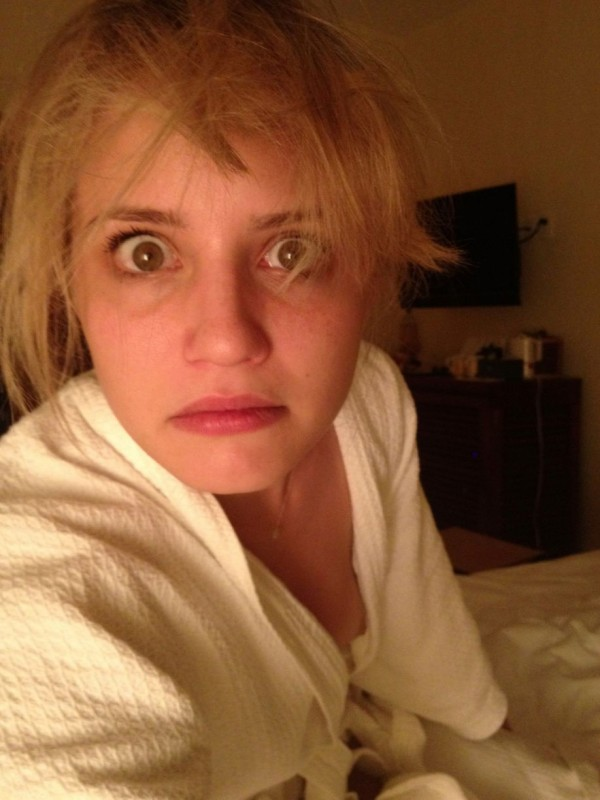 Dianna Agron Leaked Selfie