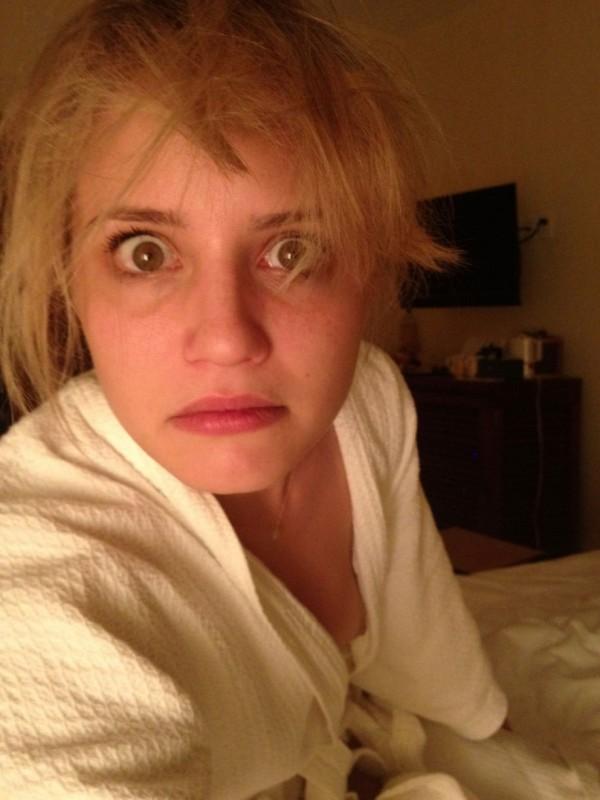 Dianna Agron Leaked Selfie