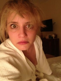 Dianna Agron Private Photo