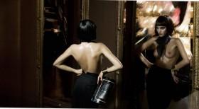 Elsa Hosk Topless Photo