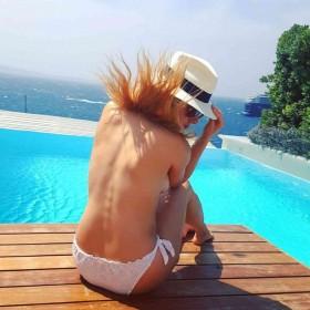 Katheryn Winnick Topless Photo
