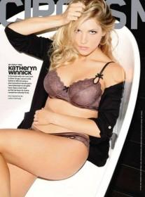 Katheryn Winnick in sexy lingerie