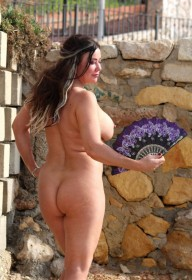 Lisa Appleton Nude Ass Photo