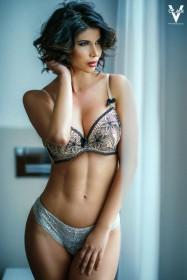 Micaela Schäfer in sexy lingerie 2018