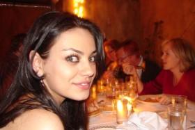 Mila Kunis Leaksd