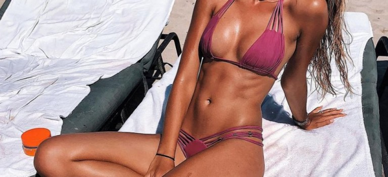 Sandra Kubicka in Bikini (11 Photos)