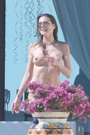 Sexy Heidi Klum Tits