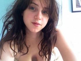 Zoe Kazan Leaked Selfie