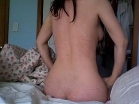 Zoe Kazan Nude Home Pic