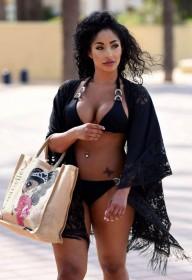 Chanelle Sadie Paul in bikini photo