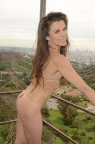 Hot Alicia Arden in bikini