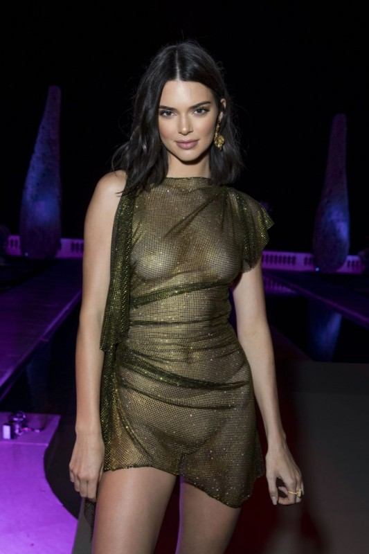 Kendall Jenner See Through Photo