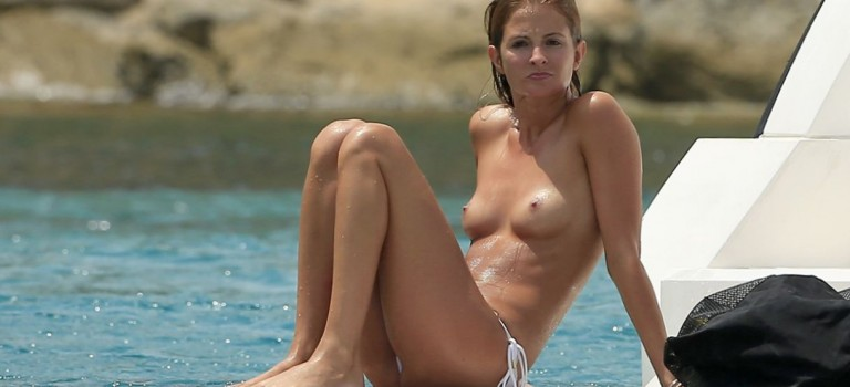 Millie Mackintosh Topless (23 Photos)
