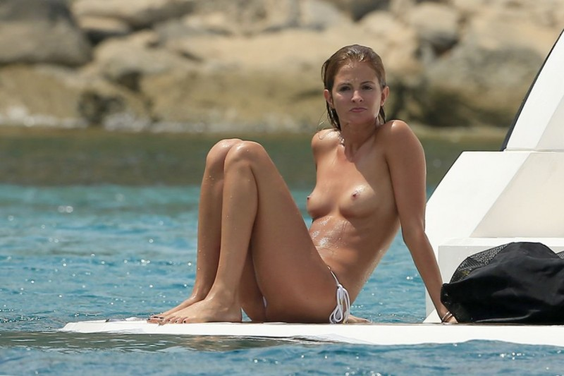 Millie Mackintosh hard nipples