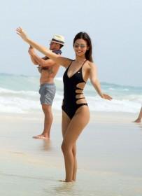 Victoria Justice in swimsuit photo