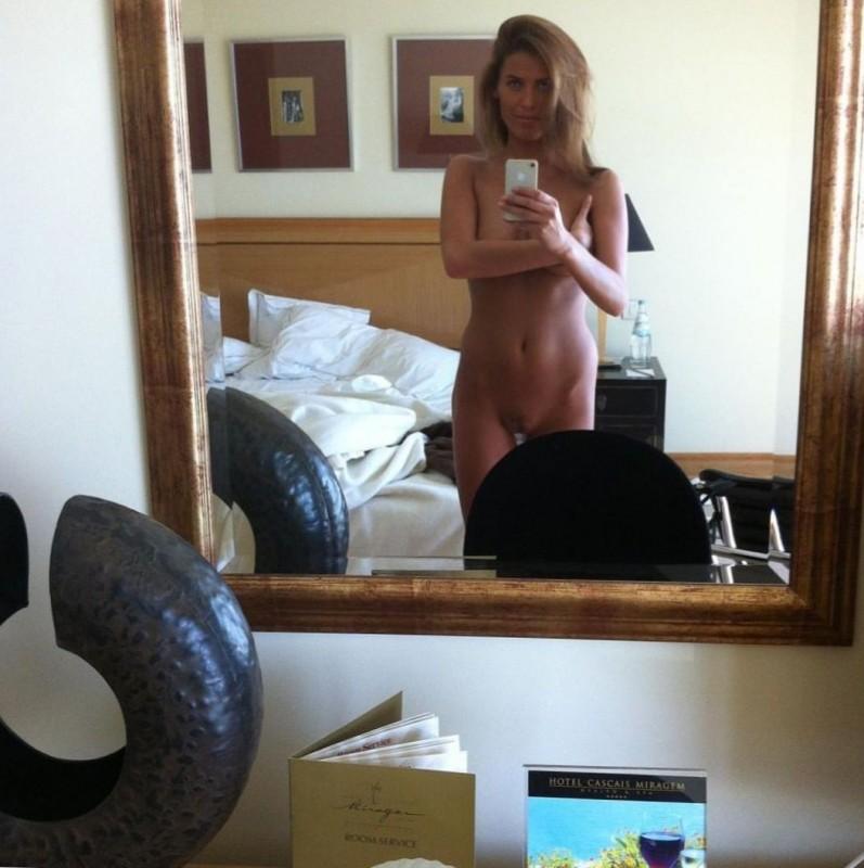 Xenia Lukash Nude Selfie Leaked