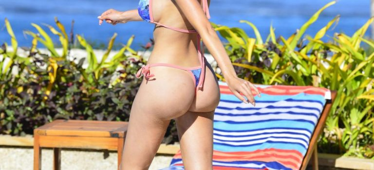 Hot Farrah Abraham in Bikini (30 Photos)