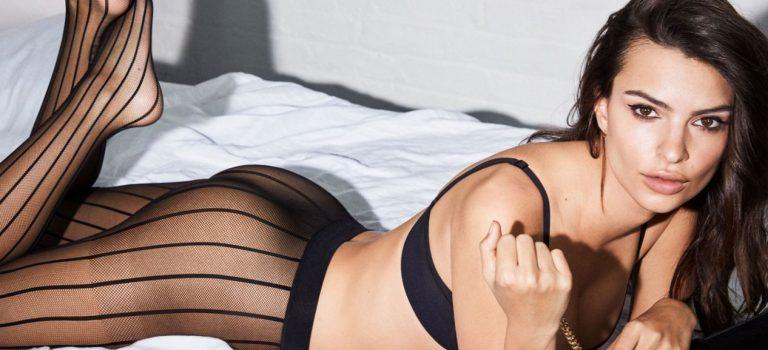 Emily Ratajkowski Sexy DKNY Campaign (18 Photos)